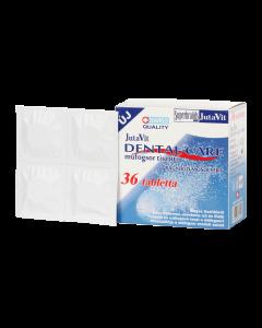 JutaVit Dental Care műfogsortisztító tabletta 36x