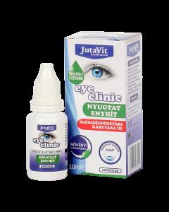 JutaVit Eye Clinic szemcsepp irritált szemre 10ml