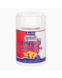 JutaVit Omega-3 1000 mg kapszula 100x