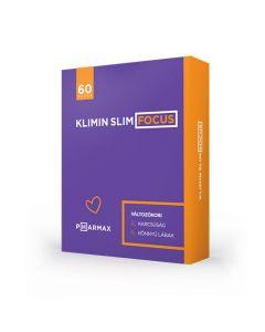 Klimin Slim Focus kapszula 60x | BENU Gyógyszertár Webshop