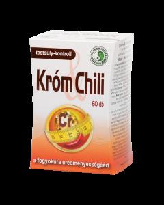 DR.CHEN króm + Chili kapszula 60x