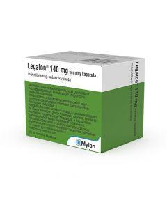 Legalon 140 mg kemény kapszula 60x