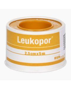 Leukopor 5mx 2,5cm