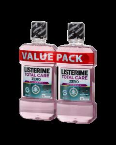 Listerine Total Care Zero DUO szájvíz 2x500ml
