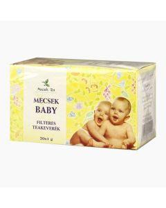 Mecsek baby filteres tea 20x1g