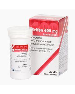 Melfen 400 mg bevont tabletta 20x