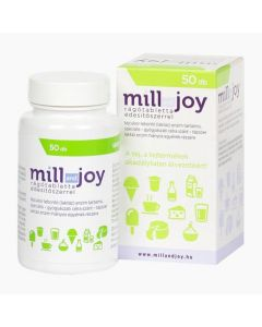 Millandjoy laktáz enzim rágótabletta 50x