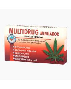Multidrog minilabor
