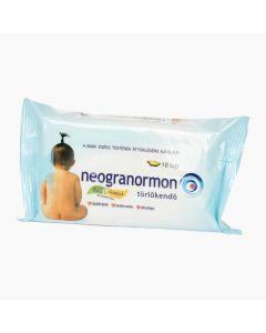 Neogranormon törlőkendő 10x