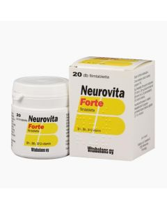 Neurovita forte filmtabletta 20x