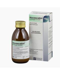 Novascabin külsőleges emulzió 70g