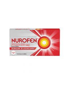 Nurofen Forte 400 mg bevont tabletta 24x
