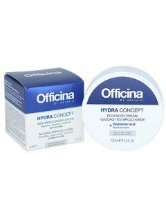 Officina by Helia-D Hydra C testápoló tápláló 100ml
