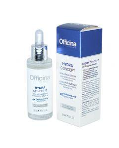 Officina by Helia-D Hydra C hyaluron arcszérum 30ml