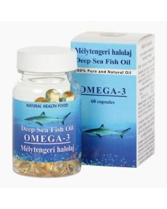 DR.CHEN Omega-3 halolaj kapszula 60x
