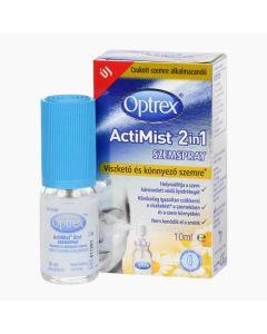 Optrex Actimist 2 in 1 szemspray viszkető szemre 10ml