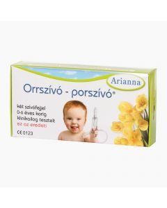 Arianna orrszívó-porszívó | BENU Gyógyszertár Webshop