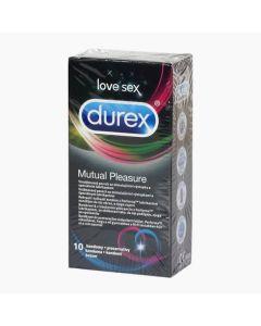 Durex Mutual Pleasure óvszer 10x