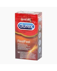 Durex Real Feel óvszer 10x