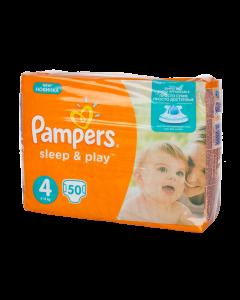 Pampers Sleep Play maxi 50x