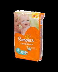 Pampers Sleep Play midi 3 58x