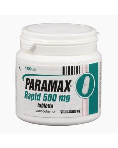 Paramax Rapid 500 mg tabletta 100x