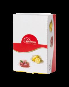 Patikárium C-vitamin rágótabletta szőlőcukorral citrom ízű 27x17x