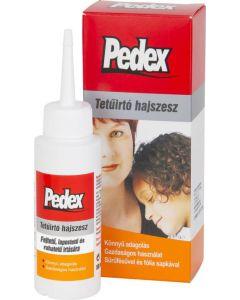 Pedex+ tetűirtó hajszesz ajándék sűrűfésűvel és fóliasapkával 50ml