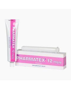 Pharmatex 12 mg/g hüvelykrém 72g