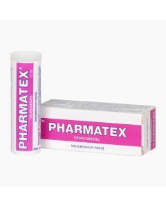Pharmatex hüvelytabletta 12x