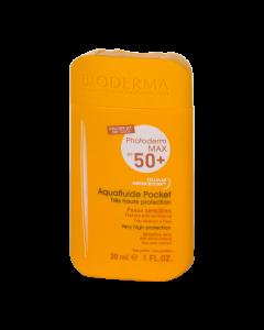BIODERMA Photoderm MAX Aquafluide pocket SPF 50+ 30ml