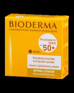 Bioderma Photoderm MAX Púder SPF50+ arany 10g