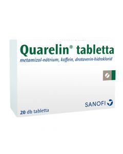 Quarelin tabletta 20x
