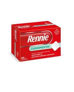 Rennie cukormentes rágótabletta 96x