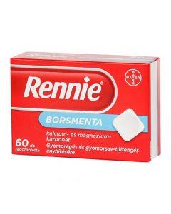 Rennie rágótabletta 60x   BENU Gyógyszertár Webshop
