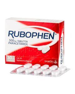 Rubophen 500 mg tabletta 30x