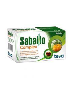 Saballo Complex étrendkiegészítő lágy kapszula 60x
