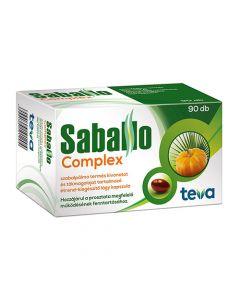 Saballo Complex étrend-kiegészítő lágy kapszula 90x