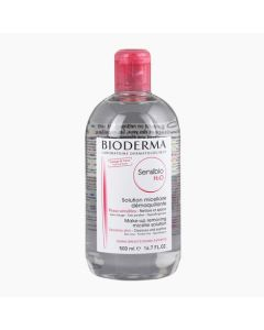 BIODERMA Sensibio H2O arc-és sminklemosó micellás víz 500ml