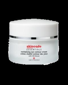 Skincode Fiatalító szemkörnyékápoló krém - minden bőrtípusra 15ml
