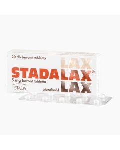 Stadalax 5 mg bevont tabletta 20x
