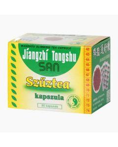 DR.CHEN Szűztea kapszula (Jiangzhi Tongshusan) 80x
