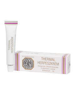 Thermal herpeszkrém 6g