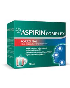 Aspirin Complex forró ital 500mg/30mg granulátum szuszpenzió 20x