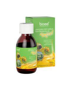 Bioeel Lándzsás útifű és Fenyőrügy szirup mézzel 150g