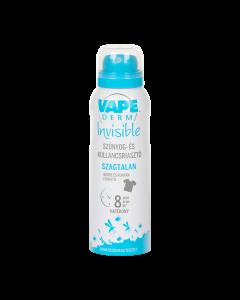Vape Derm Invisible szúnyog/kullancsriazstó száraz aerosol 100ml