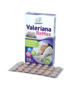 VitaPlus 1x1 Vitamin Valeriana ReMax filmtabletta 56x