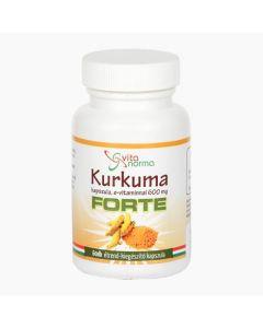 Vitanorma Kurkuma Forte kapszula 60x