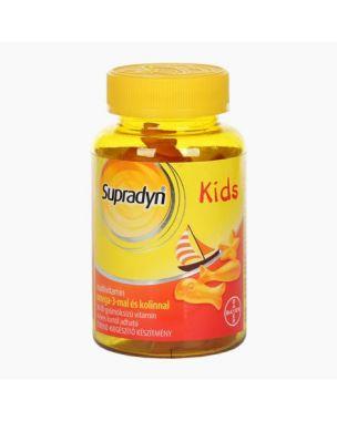 Supradyn Kids omega-3 gumicukor 30x