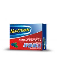 Neo Citran megfázásra és köhögésre kemény kapszula 16x